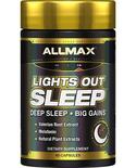 Allmax Nutrition Allmax Lights Out 60 caps