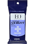 EO EO Everyone Sanitizer Hand Wipes Lavender 10ct