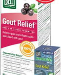Bell Lifestyle Bell Gout Relief 60 caps