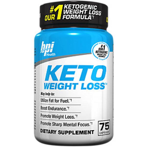 BPI BPI Keto Weight Loss 75 caps