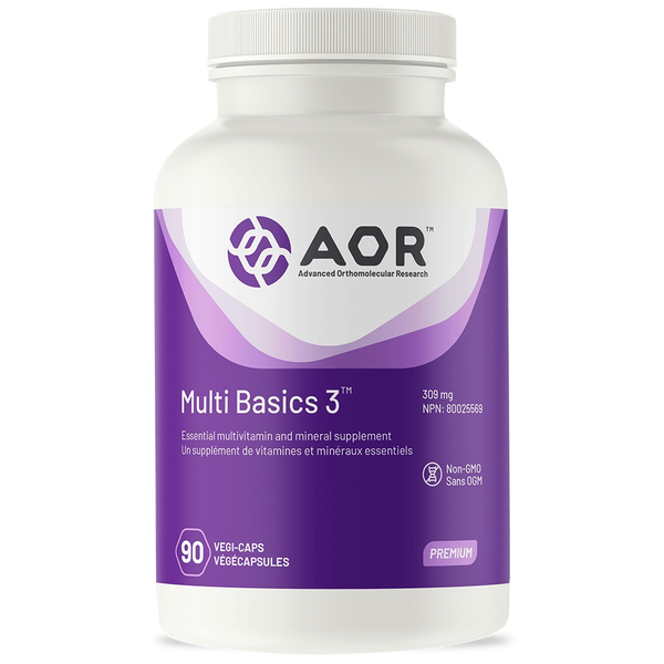 AOR AOR Multi Basics-3 90 vcaps