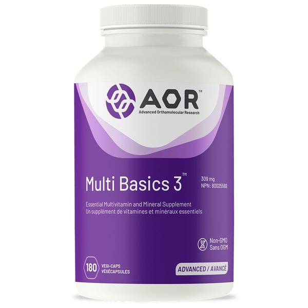 AOR AOR Multi Basics-3 180 vcaps