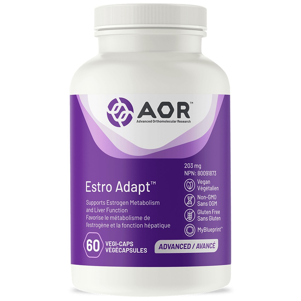 AOR AOR Estro Adapt 203 mg 60 vcaps