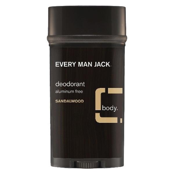 Every Man Jack Every Man Jack Deodorant Sandalwood 88g