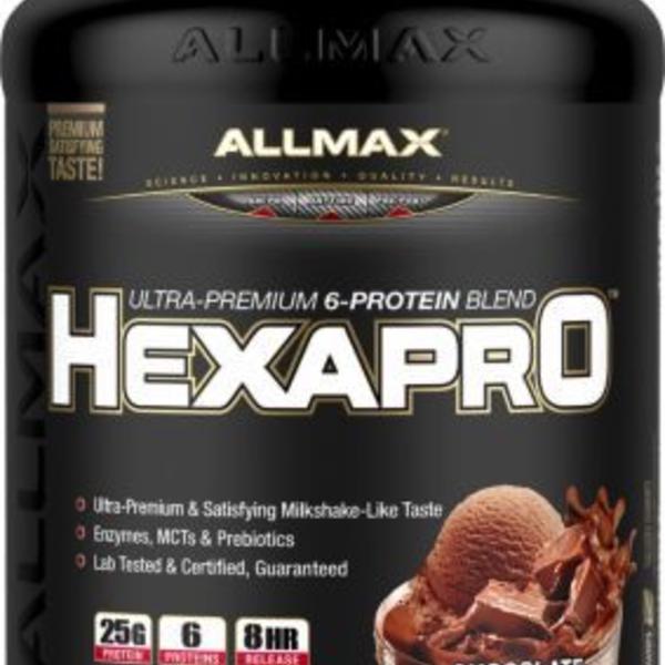 Allmax Nutrition Allmax Hexapro 5lb Chocolate