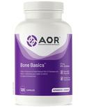 AOR AOR Bone Basics 399mg 120 caps
