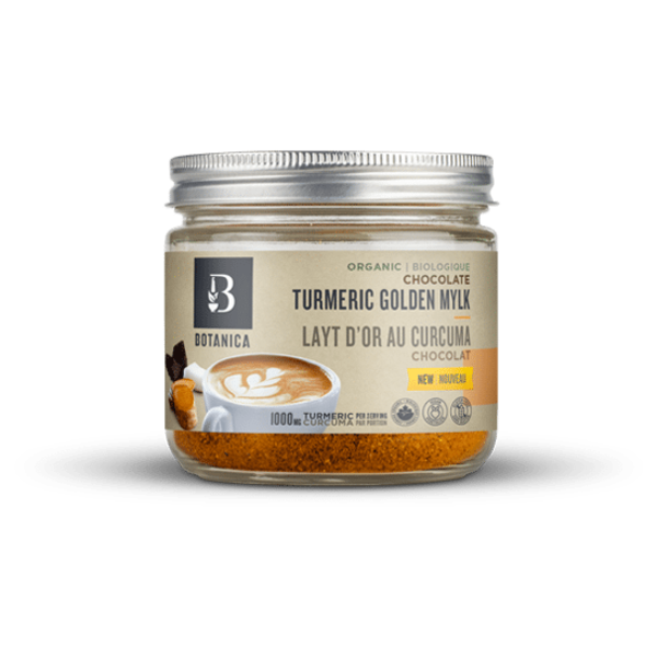 Botanica Botanica Turmeric Chocolate Golden Mylk 110g