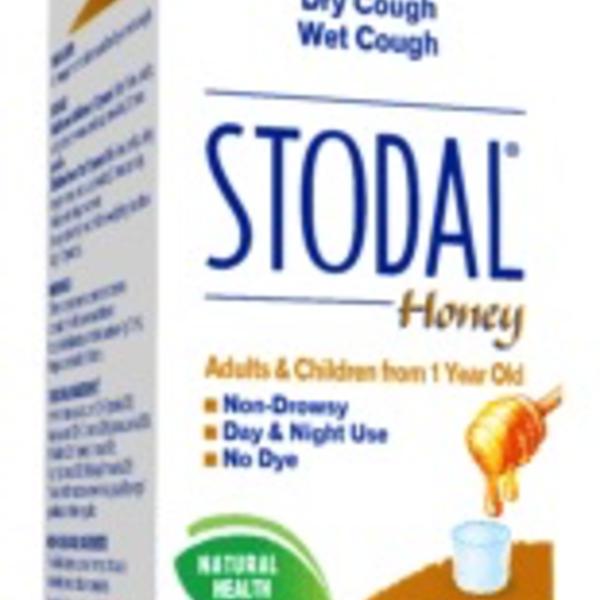 Boiron Boiron Stodal Adults Honey Cough Syrup 200 ml