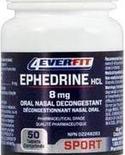 4EverFit 4EverFit Ephedrine 8mg 50 tabs
