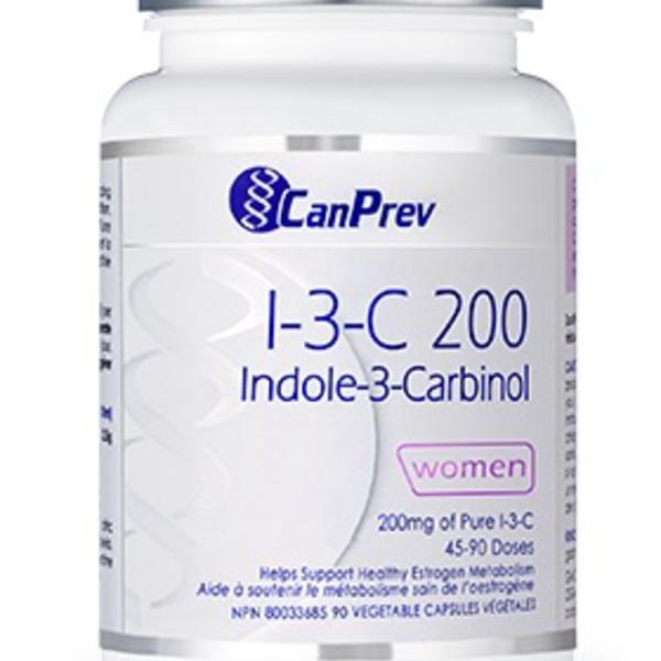 CanPrev CanPrev Indole 3 Carbinol 200mg 90 Vcaps