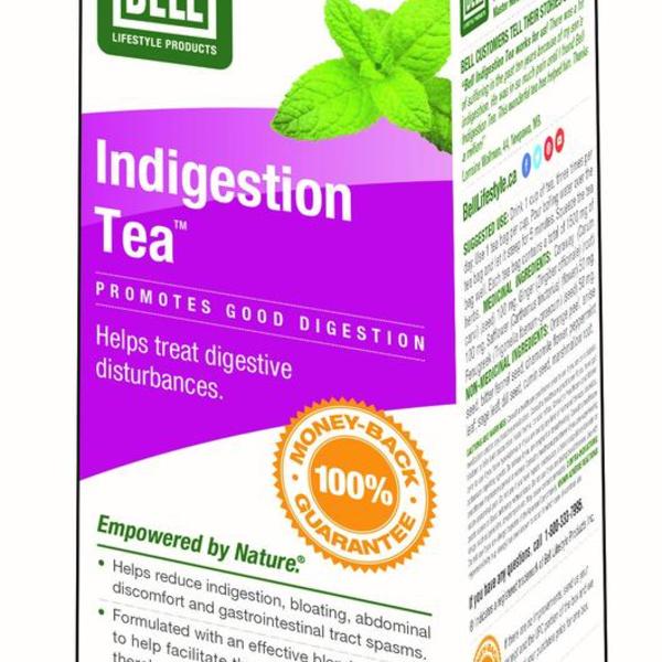 Bell Lifestyle Bell Acid Ezee Digestion Tea (Indigestion) 30  tea bags