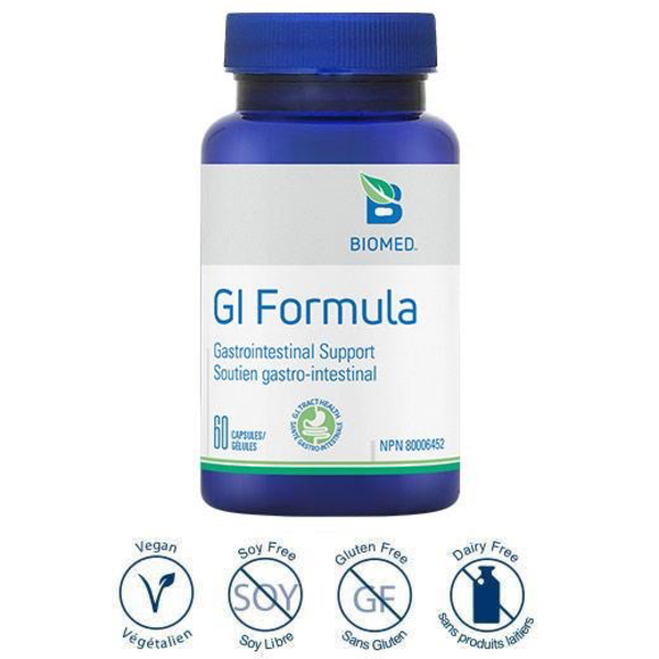 Biomed Biomed GI Formula 60 Caps