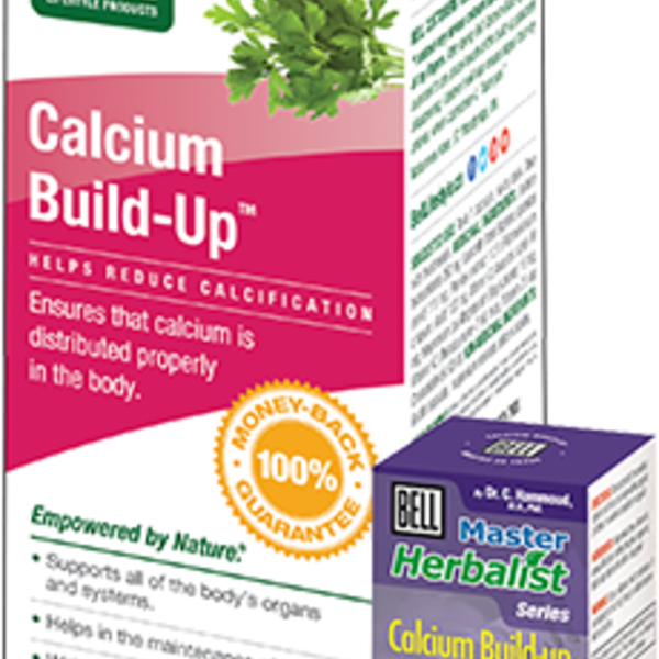 Bell Lifestyle Bell Calcium Build-Up 90 caps