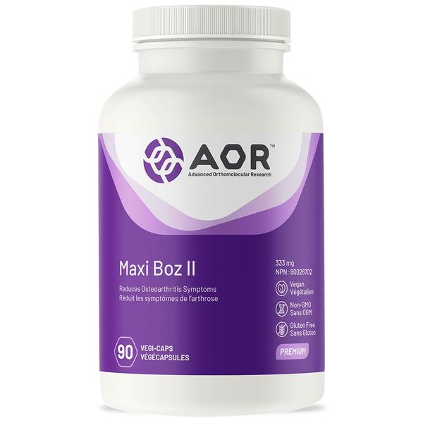 AOR AOR Maxi-Boz II 333 mg 90 vcaps