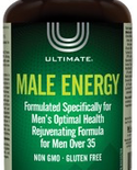 Ultimate Ultimate Male Energy 60 caps