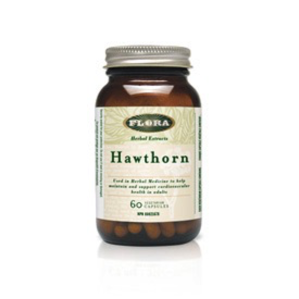 Flora Flora Hawthorn 60 vcaps
