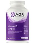 AOR AOR Advanced B Complex 602mg 180 vcaps
