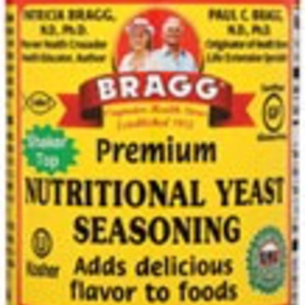 Bragg Bragg Nutritional Yeast Seasoning  127g