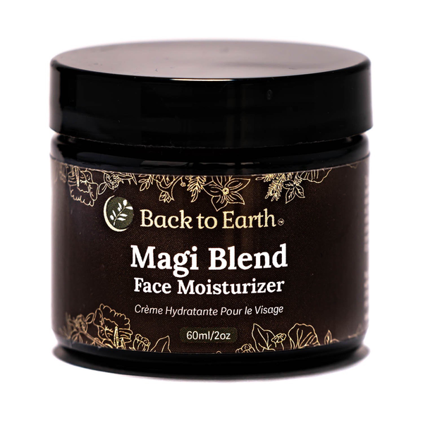 Back to Earth Back To Earth Magi Blend Face Moisturizer 60ml