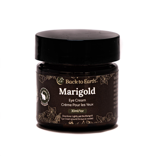 Back to Earth Back To Earth Marigold Eye Cream 15ml