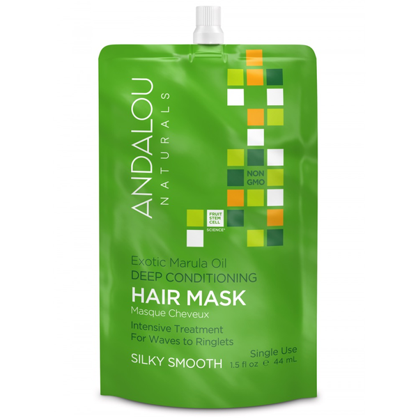Andalou Naturals Andalou Silky Smooth Marula Oil Hair Mask 44ml