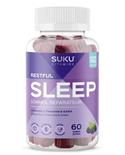 SUKU SUKU Restful Sleep 60 gummies