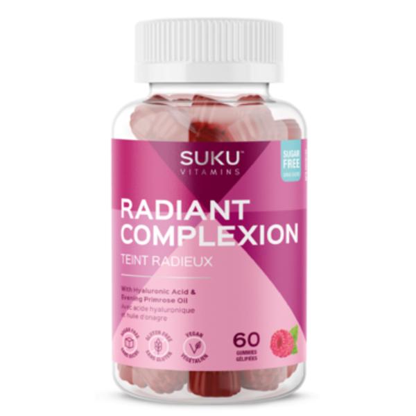 SUKU SUKU Radiant Complexion 60 gummies