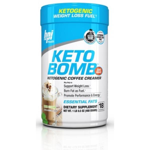BPI BPI Keto Bomb Irish Cream 468 g