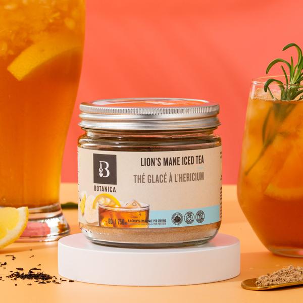 Botanica Botanica Lions Mane Iced Tea 80 g