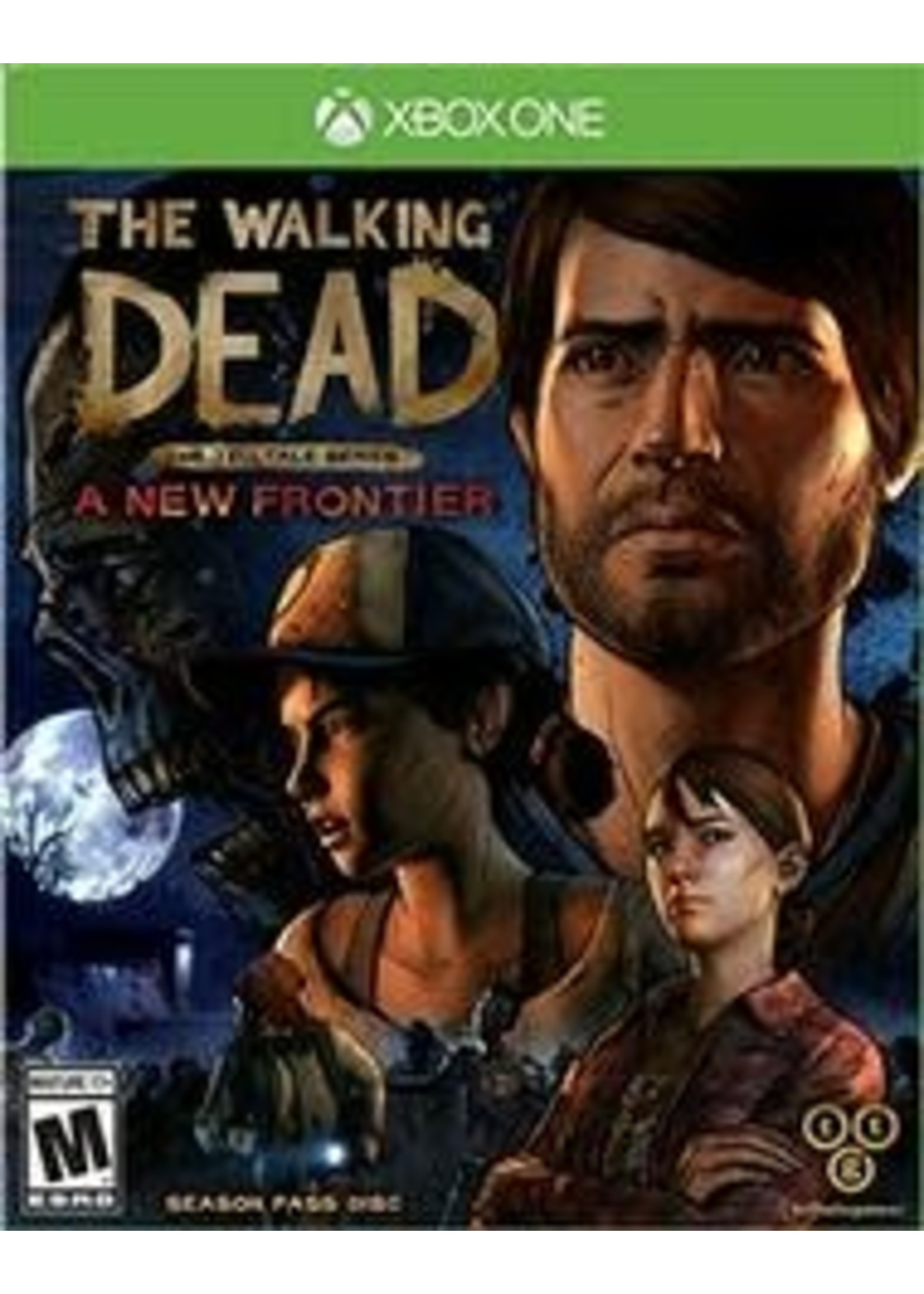 The Walking Dead: A New Frontier Xbox One
