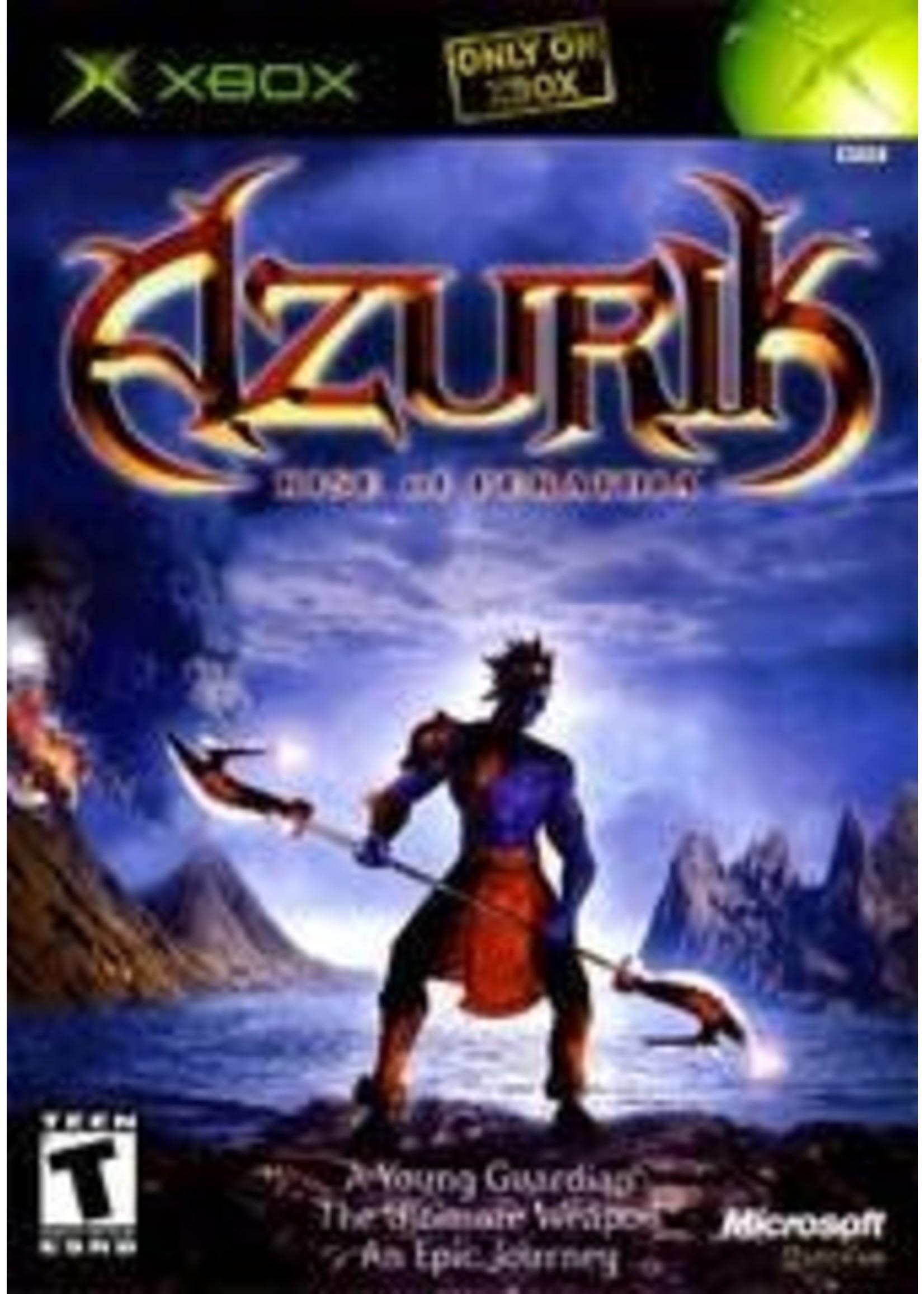 Azurik Rise Of Perathia Xbox