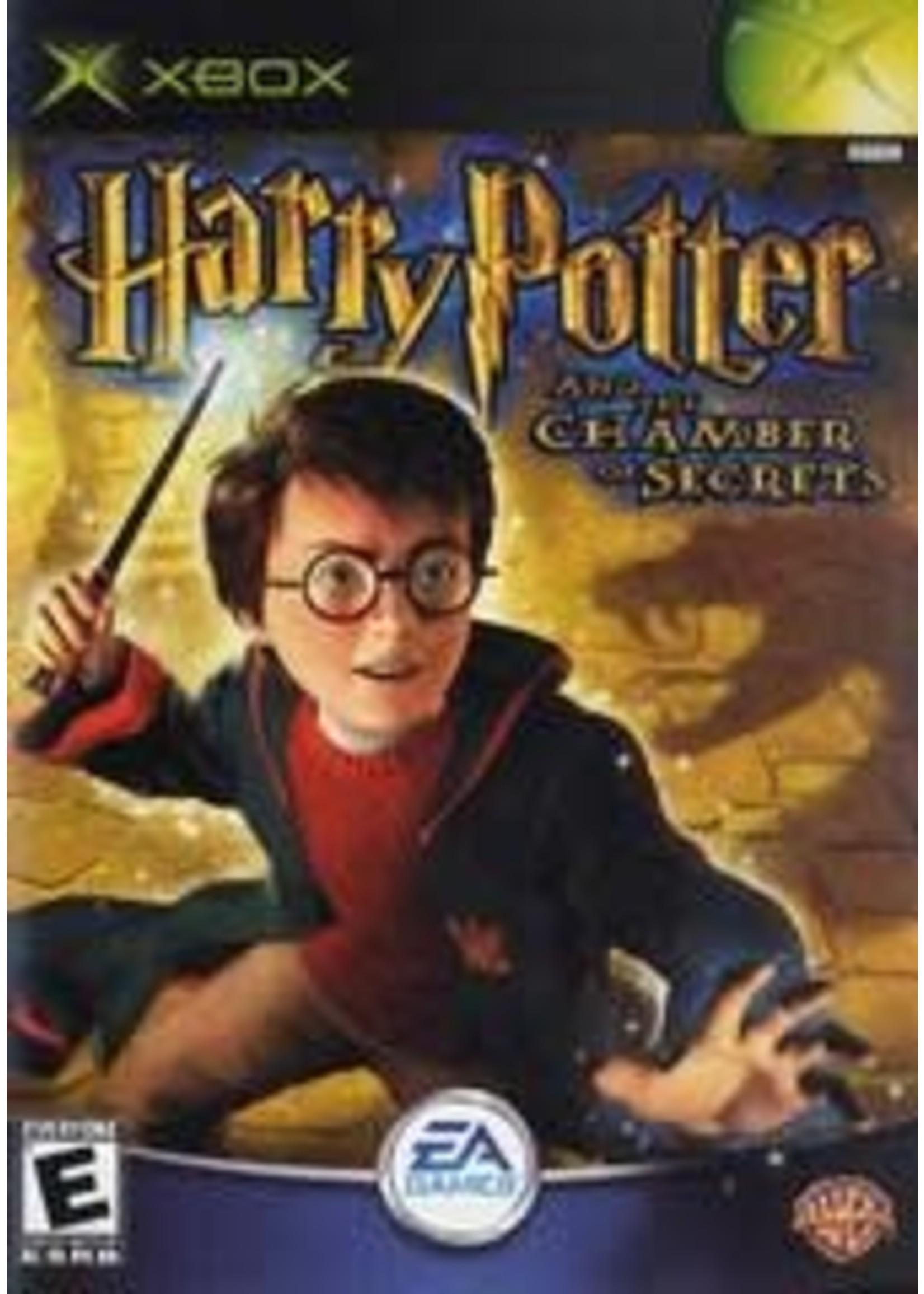Harry Potter Chamber Of Secrets Xbox