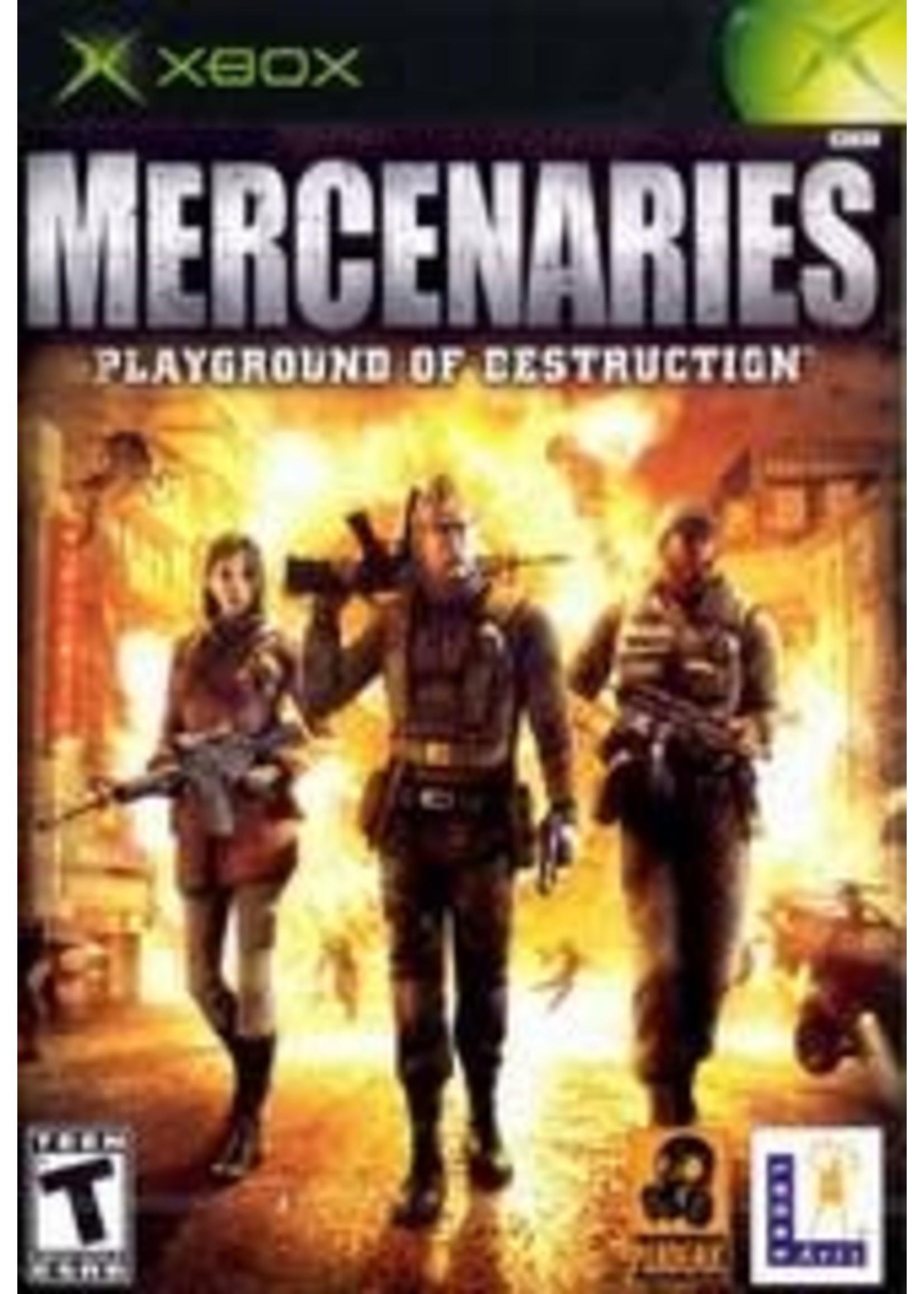 Mercenaries Xbox