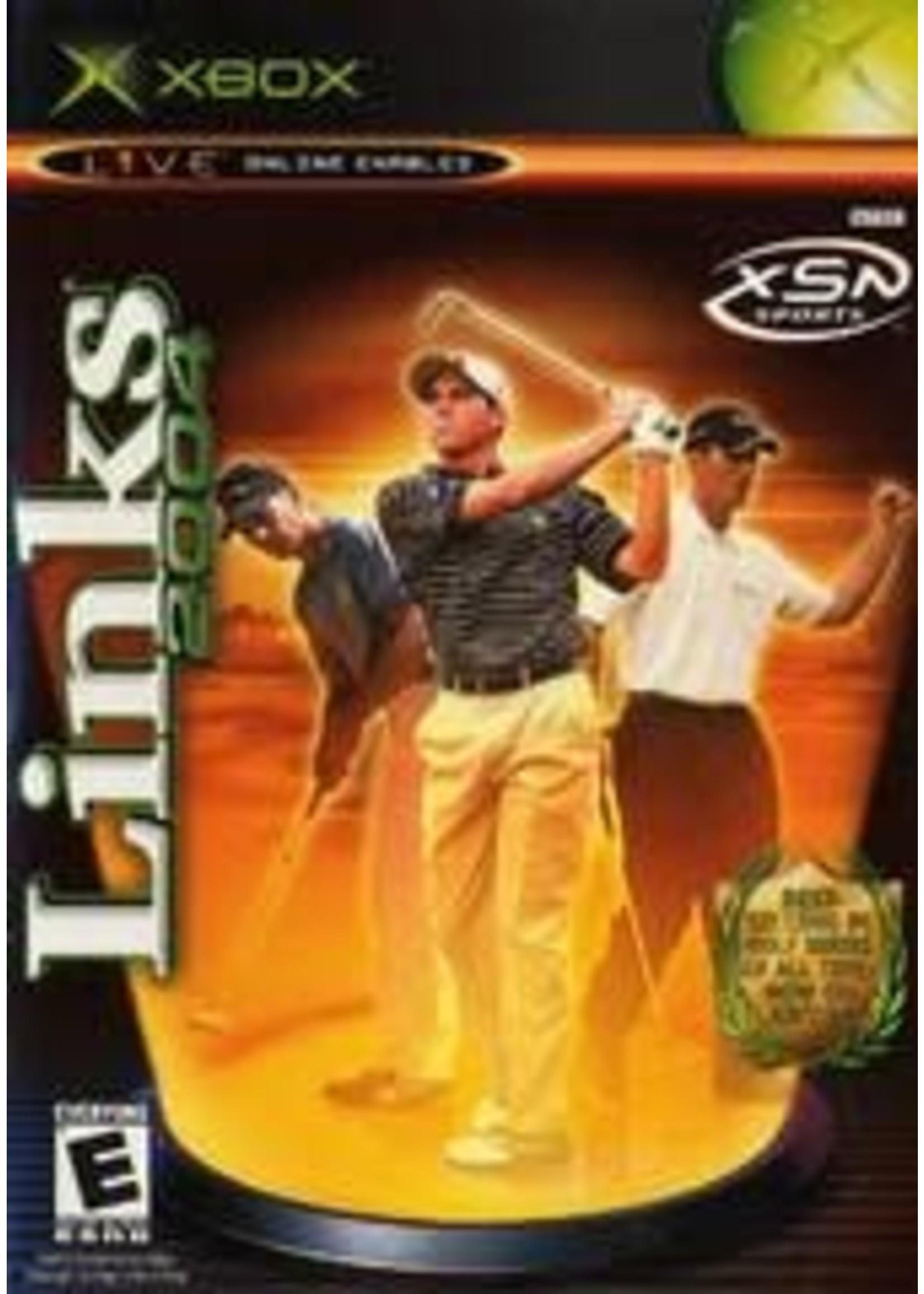 Links 2004 Xbox