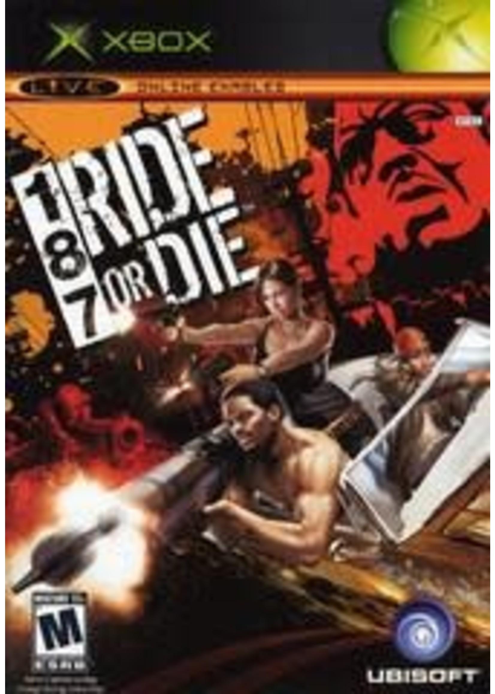 187 Ride Or Die Xbox