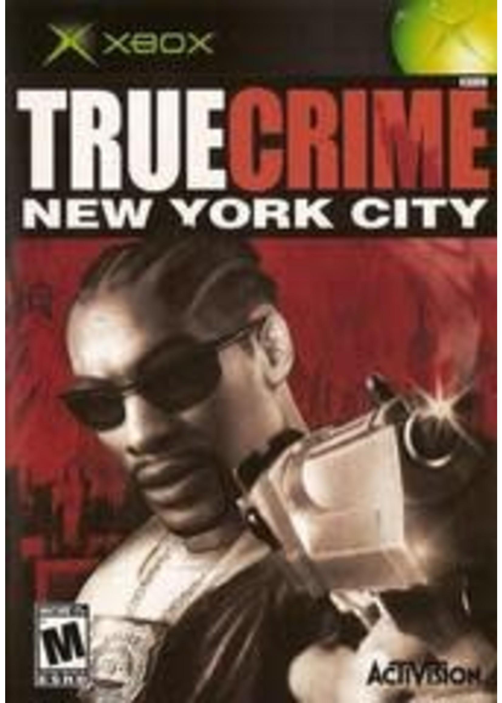 True Crime New York City Xbox