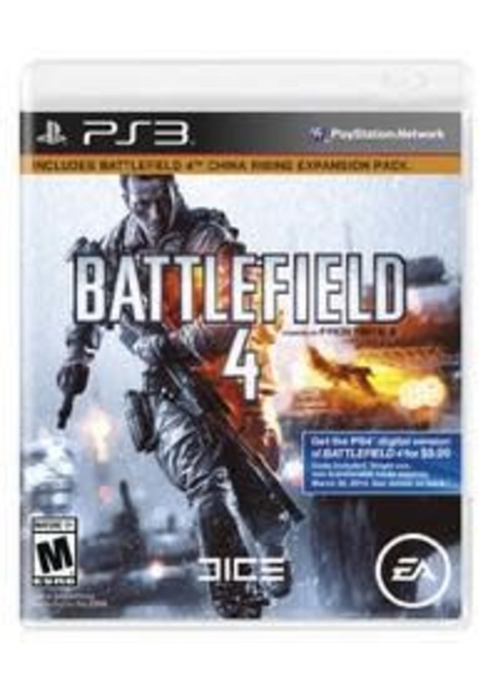 Battlefield 4 Playstation 3