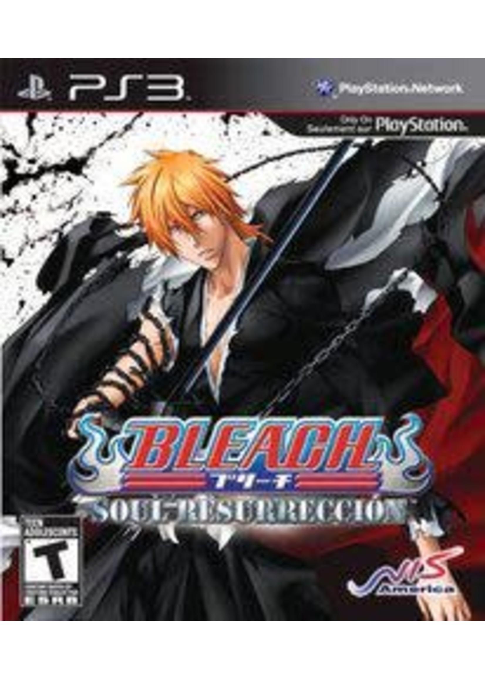 Bleach: Soul Resurreccion Playstation 3