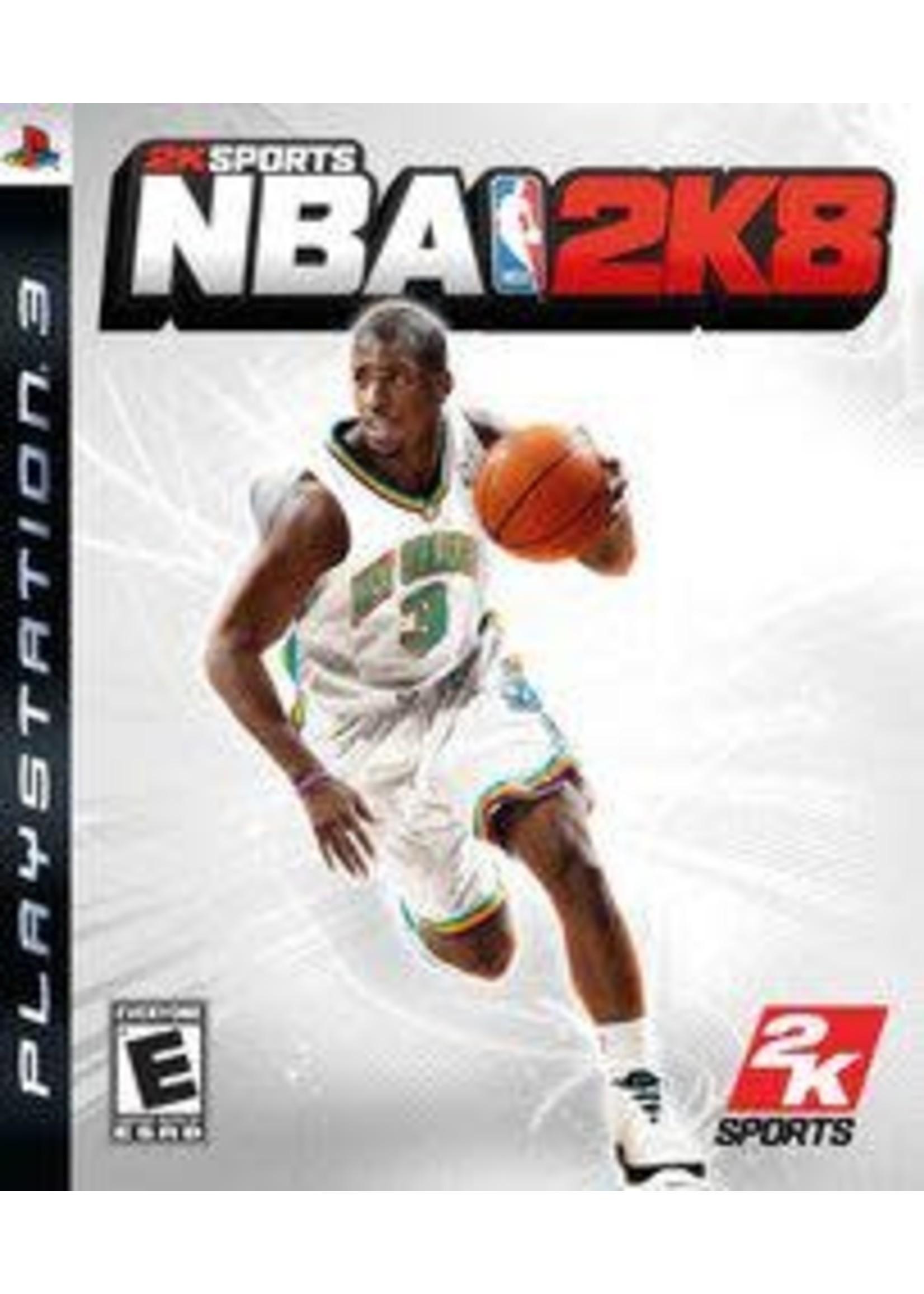 NBA 2K8 Playstation 3