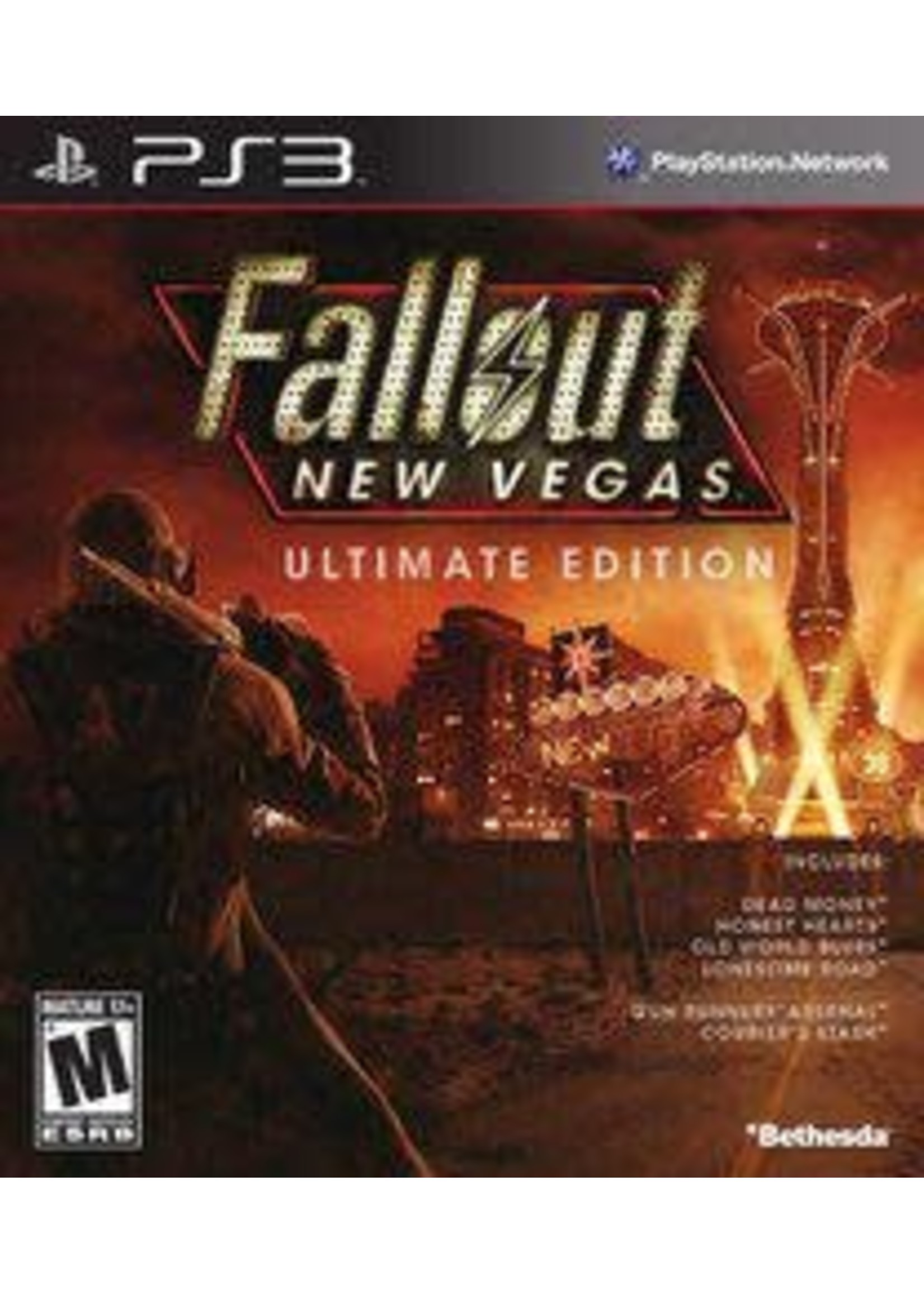 Fallout: New Vegas [Ultimate Edition] Playstation 3