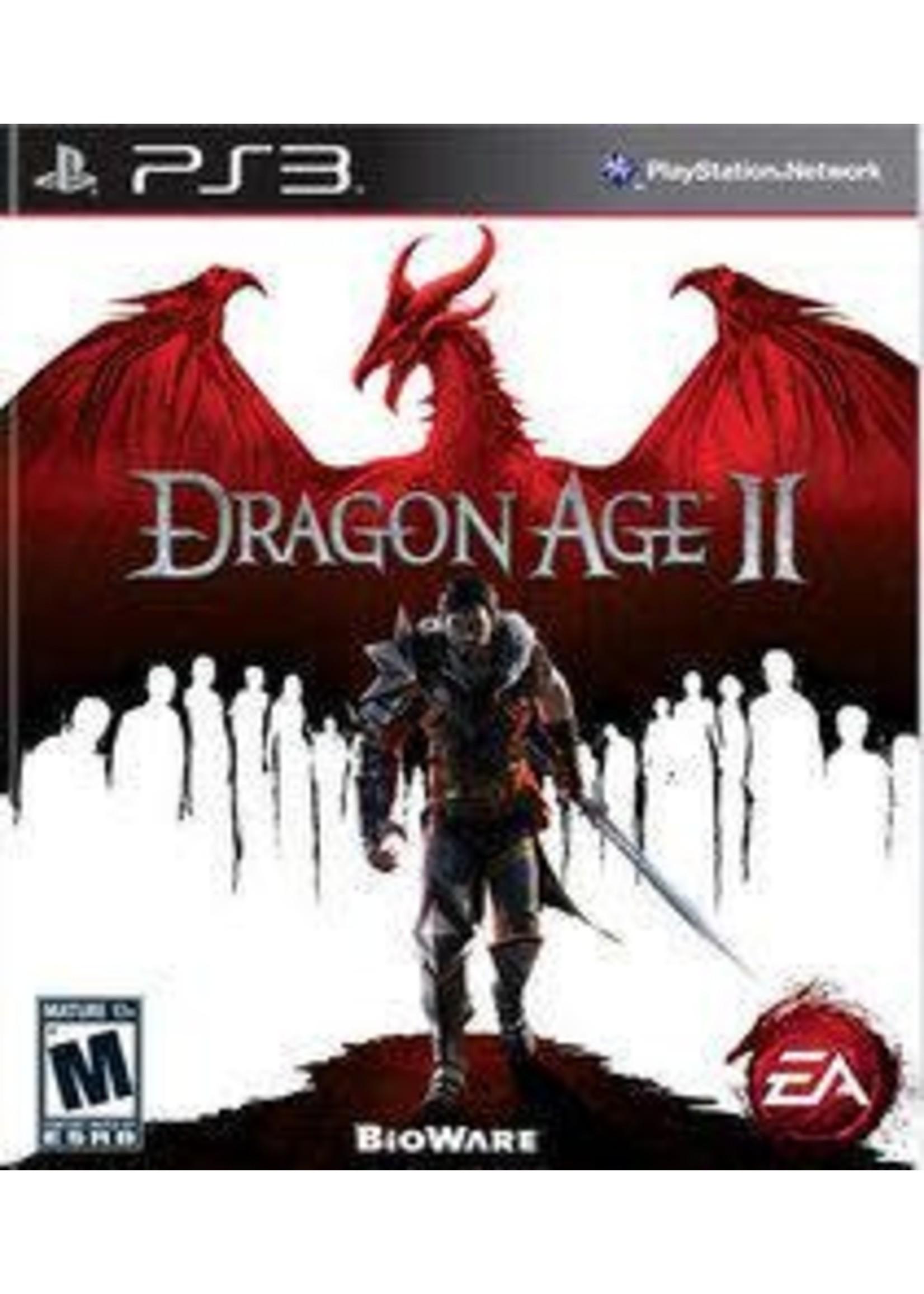Dragon Age II Playstation 3