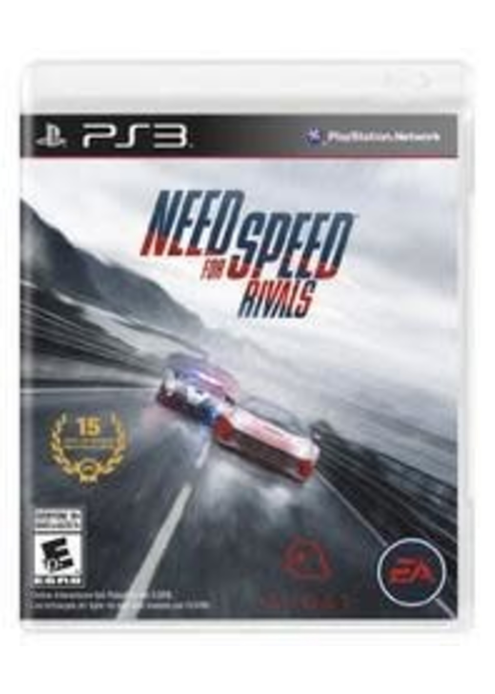 Need For Speed Rivals Playstation 3
