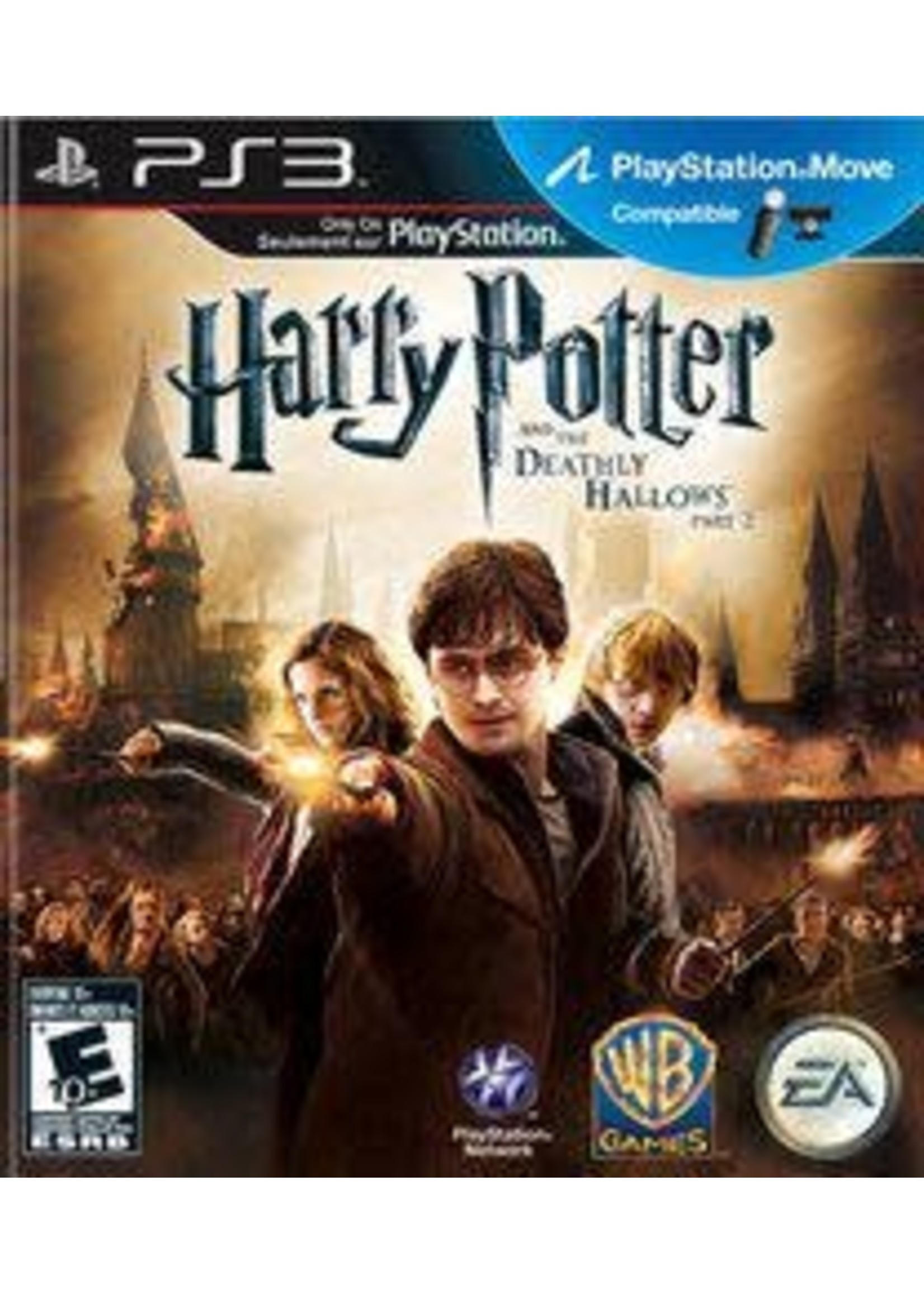 Harry Potter And The Deathly Hallows: Part 2 Playstation 3