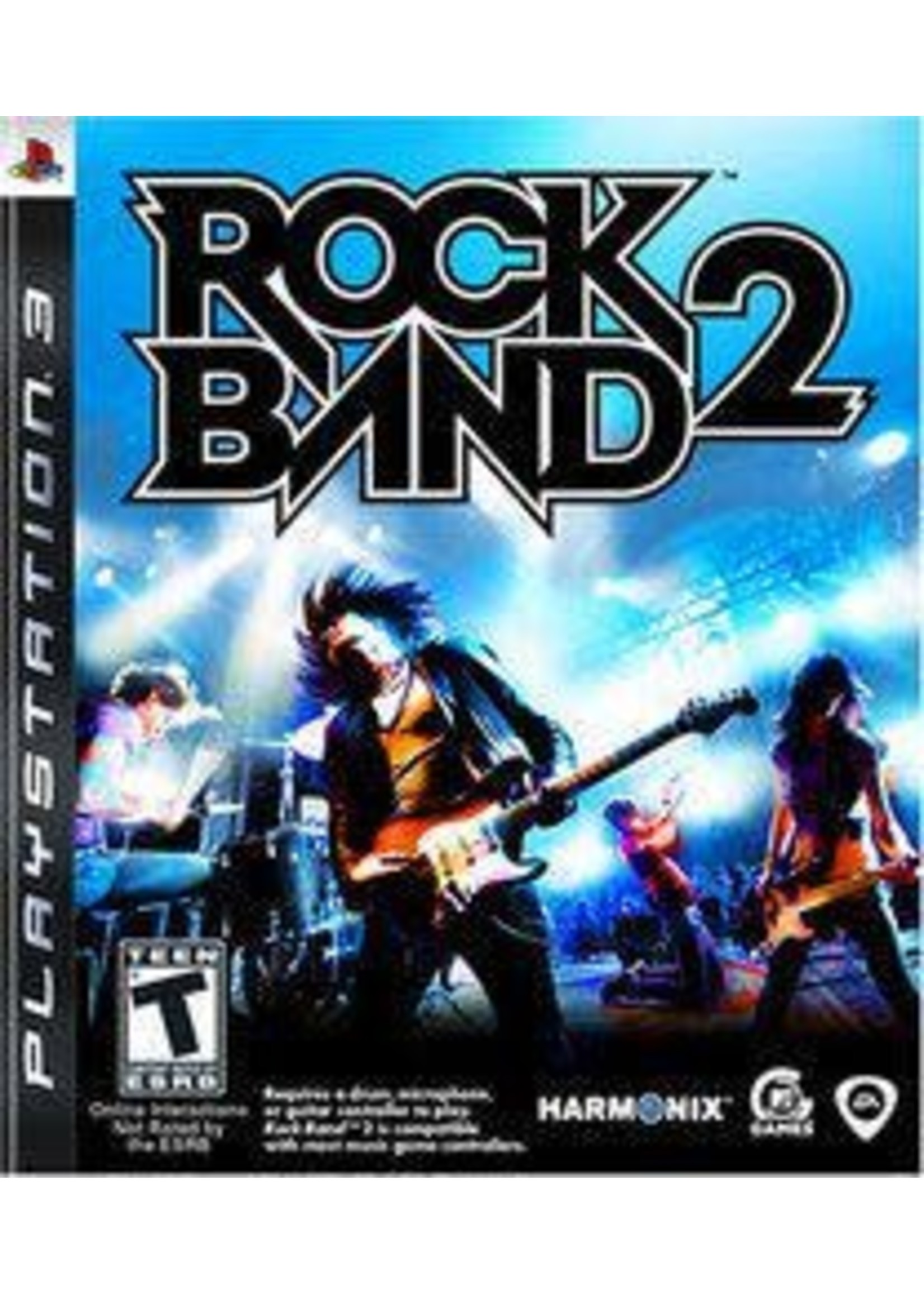 Rock Band 2 (Game Only) Playstation 3
