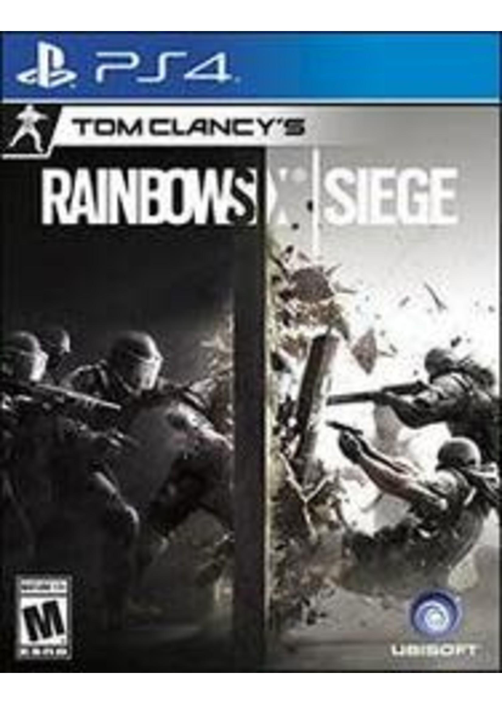 Rainbow Six Siege Playstation 4