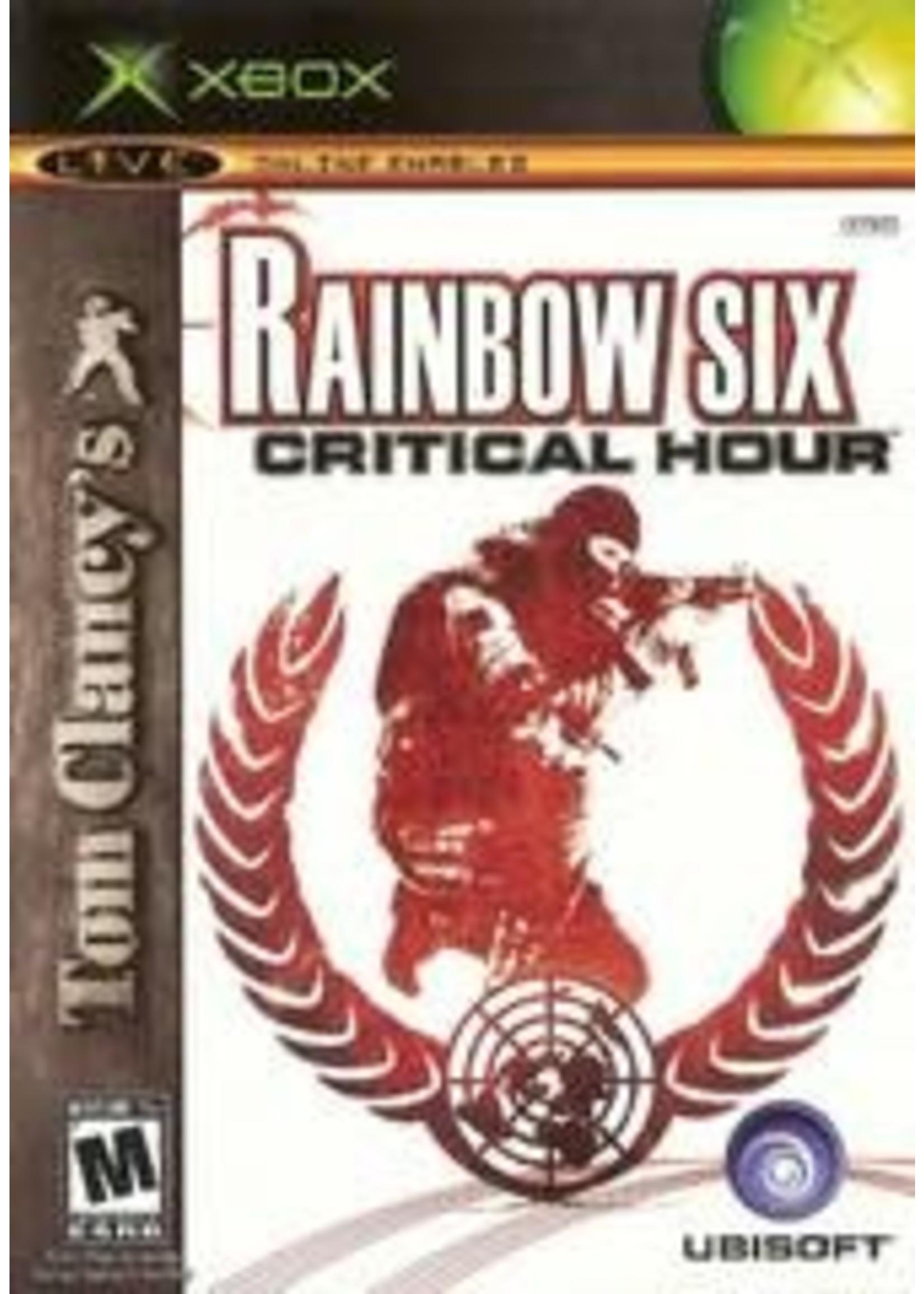 Rainbow Six Critical Hour Xbox