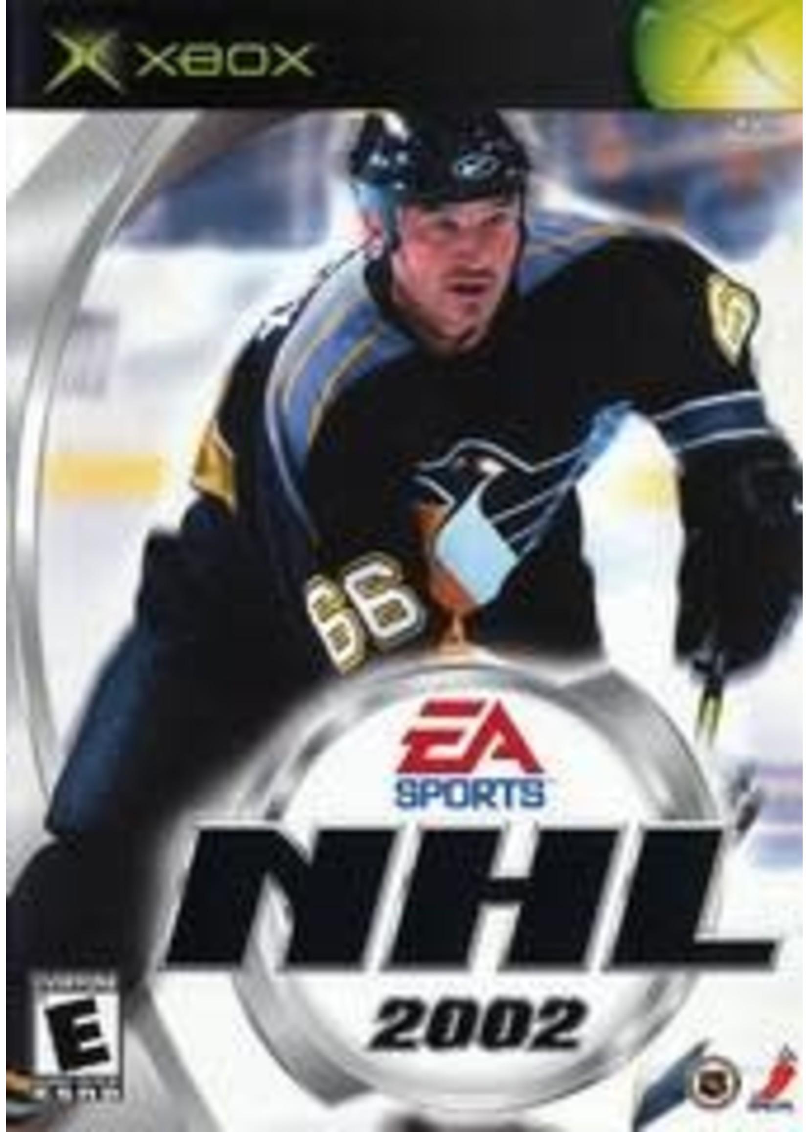 NHL 2002 Xbox
