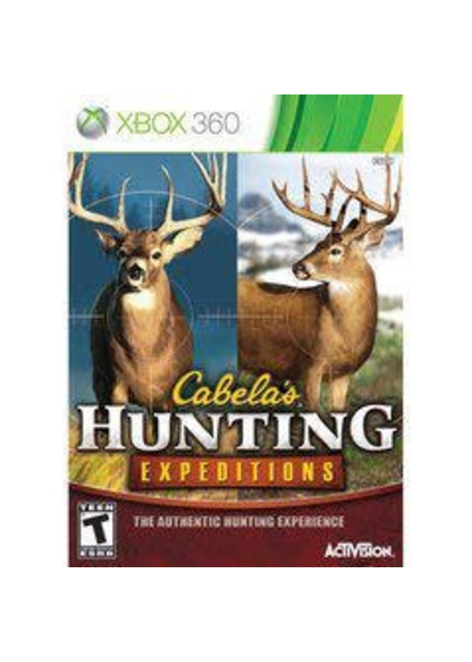 Cabela's Hunting Expedition Xbox 360