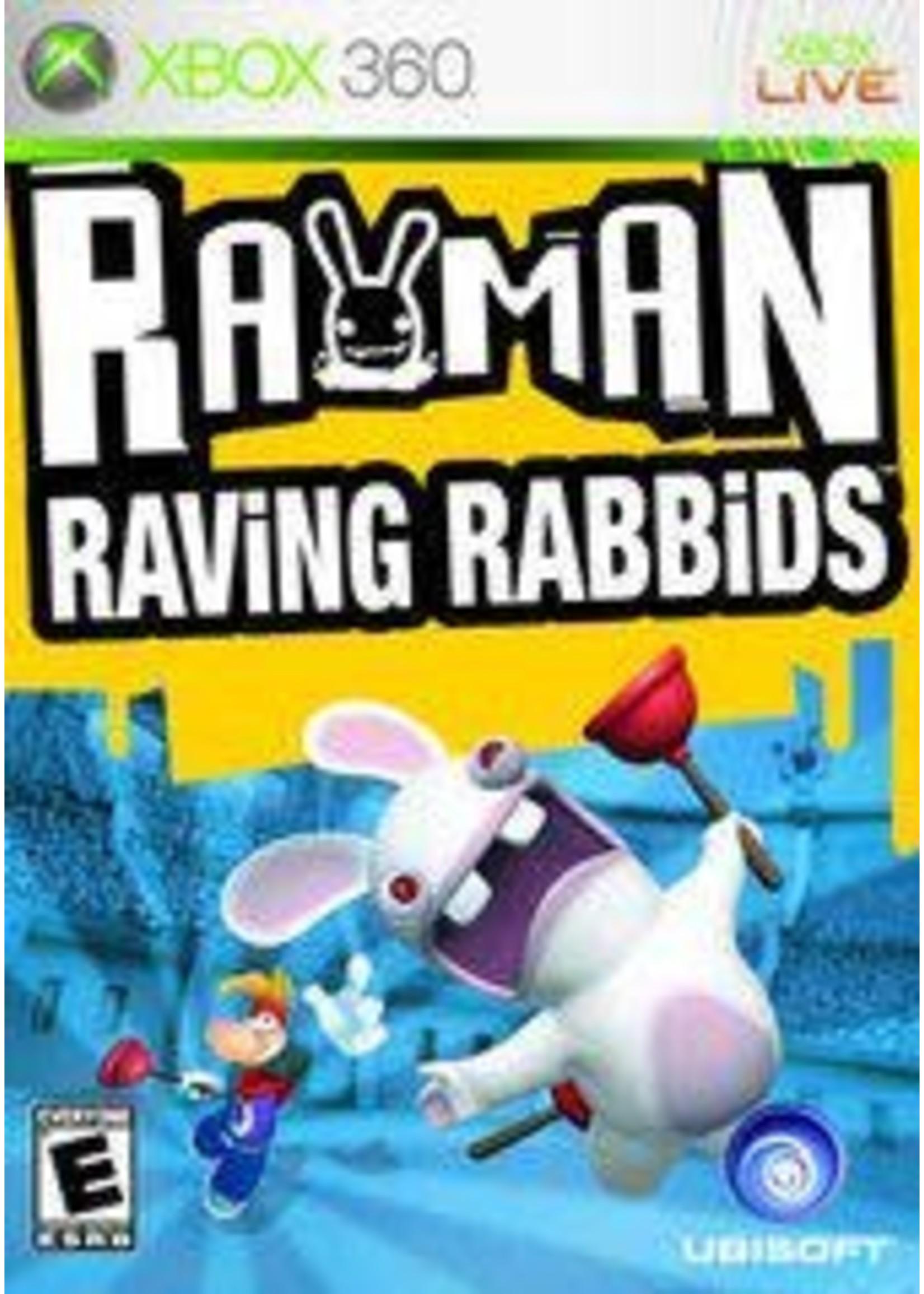 Rayman Raving Rabbids Xbox 360