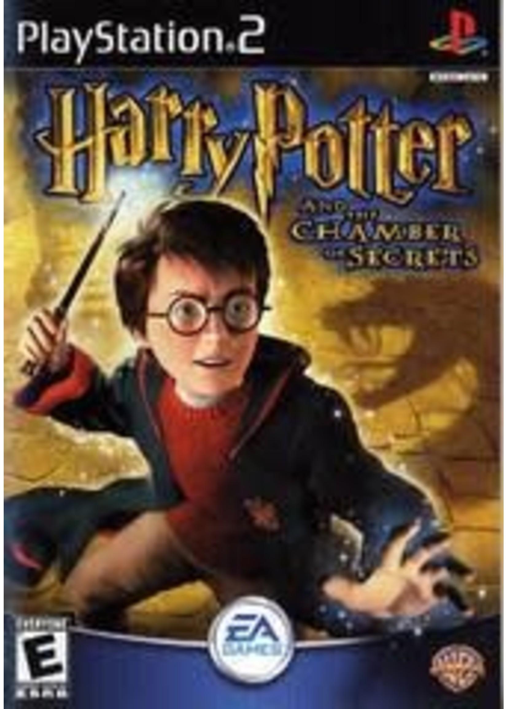 Harry Potter Chamber Of Secrets Playstation 2